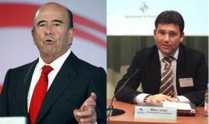 Emilio Botín y Marc Vidal dos visiones enfrentadas